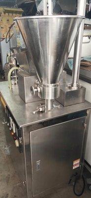 南門餐廚設備 二手 有冷卻系統的自動包水餃機上市囉