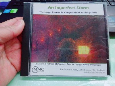 An Imperfect Storm: The Large Ensemble Compositions CD