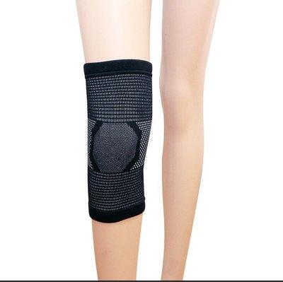 護膝套 運動、騎腳踏車 台灣銀纖維護膝套 ~ 供應大尺碼 【博士銀】台灣銀纖維