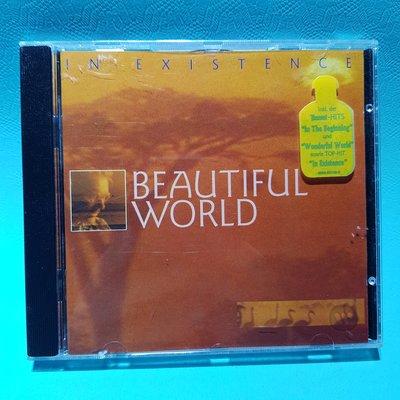 BEAUTIFUL WORLD • IN EXISTENCE 德國版 無IFPI 1994年Wea 附歌詞/二手CD