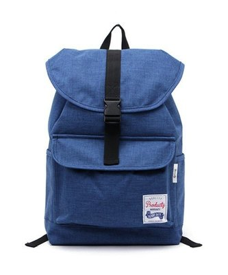 【Mr.Japan】日本限定 PRODUCTY WARRANTY 後背包 男女 後側拉鍊 A4 深藍 包包 包 預購款