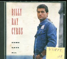 *真音樂* BILLY RAY CYRUS / SOME GAVE ALL 二手 K31895