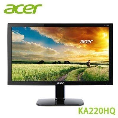 @淡水無國界@ 宏碁 acer KA220HQ 22型寬螢幕 不閃屏瀘藍光/ FHD/ 雙介面 採用 Acer Comf 新北市