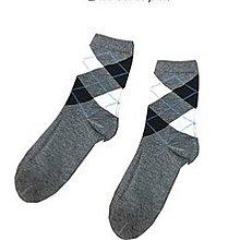 【3雙】S-SOCKs-學院格子系列-中長襪子 -男女專用 /短襪/棉襪/女襪/男襪/長襪/船型襪/隱形襪/可愛襪/毛襪