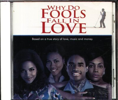 K - Why Do Fools Fall In Love - CD - Stephen James Taylor