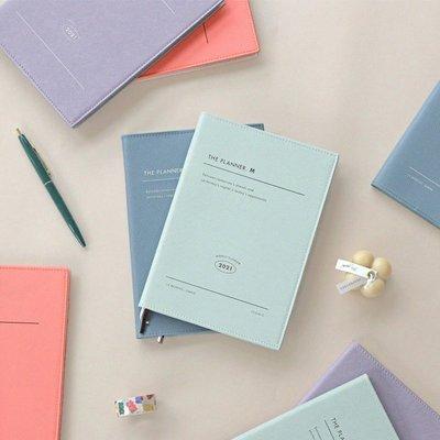 ❅PAVEE❅ 韓國iconic~週計畫 M號 Planner 2021限定 規畫大師韓國手帳 行事曆 萬用手帳 週誌