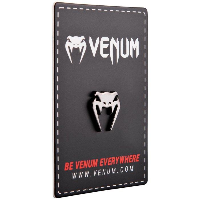【神拳阿凱】VENUM 毒蛇 03453 胸針 別針 徽章 黑