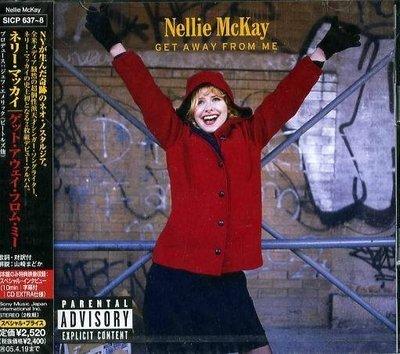(甲上唱片) Nellie Mckay - Get Away From Me - 日盤2CD