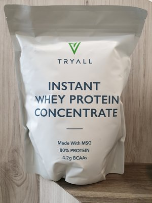 Tryall濃縮乳清蛋白 WHEY PROTEIN CONCENTRATE(原Daily Boost)