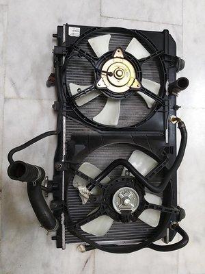 福特TIERRA  ACTIVA 水箱,散熱風扇,一整組$1500。