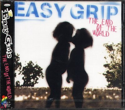 K - EASY GRIP - THE END OF THE WORLD - 日版 - NEW