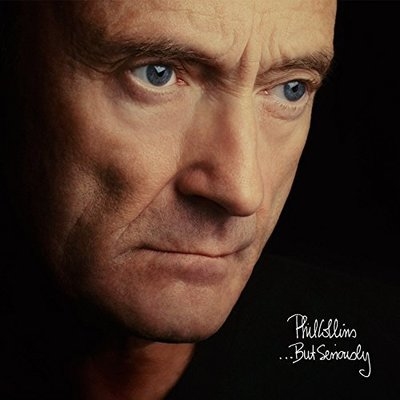 【黑膠唱片LP】...But Seriously/菲爾柯林斯 Phil Collins---8122794715