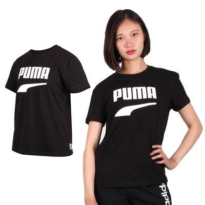 PUMA 女流行系列短袖T恤(慢跑 路跑【03313083】≡排汗專家≡