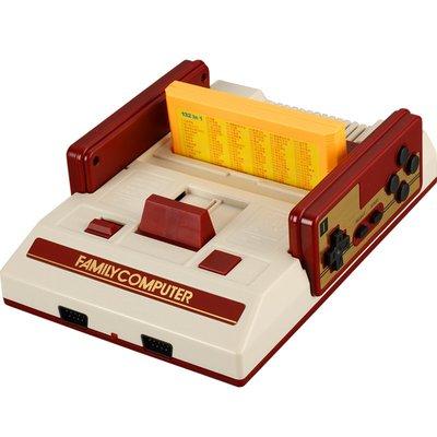 遊戲機霸王小子4K高清電視家用游戲機雙人復古懷舊款老式游戲機fc紅白機插黃卡8位任天堂游戲機手柄魂斗羅超級瑪麗