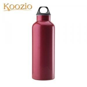 Koozio經典水瓶1000ml (紫嫣紅)(不鏽鋼水瓶/水壺 /不銹鋼杯/ 隨手杯/ 環保杯) Koozio原廠專賣
