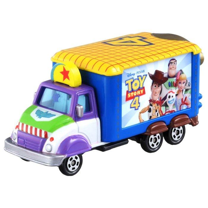 4165本通 TS4 DM07 玩具總動員4 電影宣傳車 4904810132851 下標前請詢問