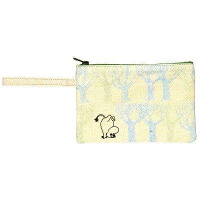 41+現貨免運費 日本限定 魯魯米 萬用包 收納包 化妝包 筆袋 小日尼三 moomin 嚕嚕米 日本代購