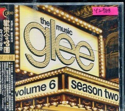 *還有唱片行* GLEE / THE MUSIC, VOLUME 6 全新 Y2988