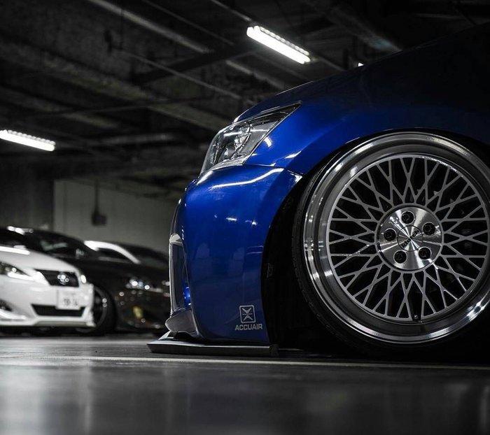 +OMG車坊+全新美國品牌 klutch 美式風格鋁圈 SLC1 18吋 5X114 8.5J ET42 海拉風 銀色