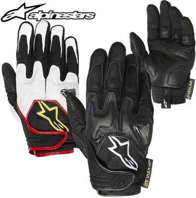 瀧澤部品 ALPINESTARS Scheme Gloves 夏季騎士真皮手套 FJR FZ KLR RSV R1 R6