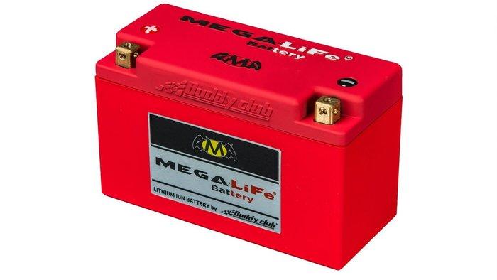 DJD19052418 MEGA-LiFe Battery 比賽用磷酸鐵鋰電池 MR-40 泰山服務中心 歡迎預約