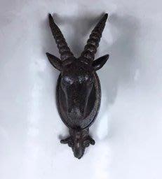 【曙muse】北歐時尚羚羊頭壁掛 (限量1個)