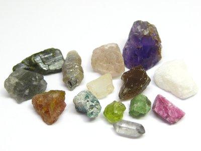 【Texture & Nobleness 低調與奢華】礦石區  原礦組 *15P-1 滿3990 可十元加購