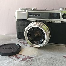 Yashica Minister-D 相機