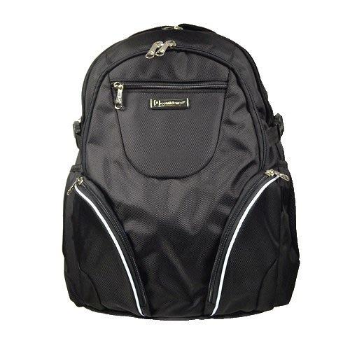 加賀皮件 Confidence 超實用大容量 17吋電腦後背包/休閒登山包 CB-5951