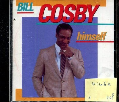 *真音樂* BILL COSBY / HIMSELF 二手 K13064 (封面底破)