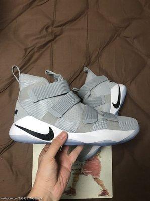 Nike LeBron Soldier 11 詹姆斯 戰士士兵11 US12.5 943155-002