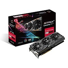 ASUS ROG-STRIX-RX580-O8G-GAMING AMD RX 580