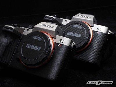 【日產旗艦】LIFE+GUARD 機身保護貼 全機包膜 包膜 機身貼膜 Sony A7III A7R3 A7R4