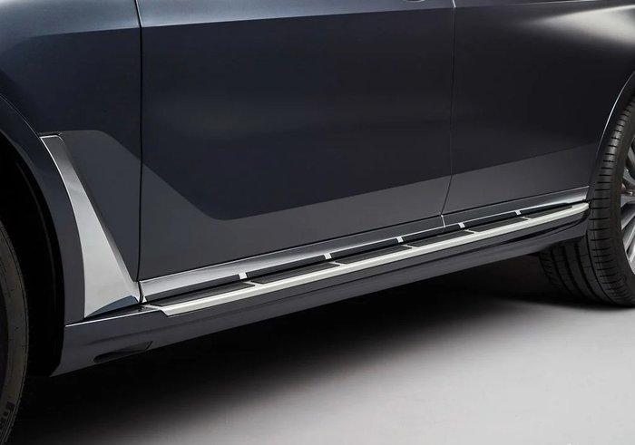 【樂駒】BMW G07 X7 鋁質 登車 踏板 總成 車側 登車踏板 迎賓 踩踏 加裝 原車