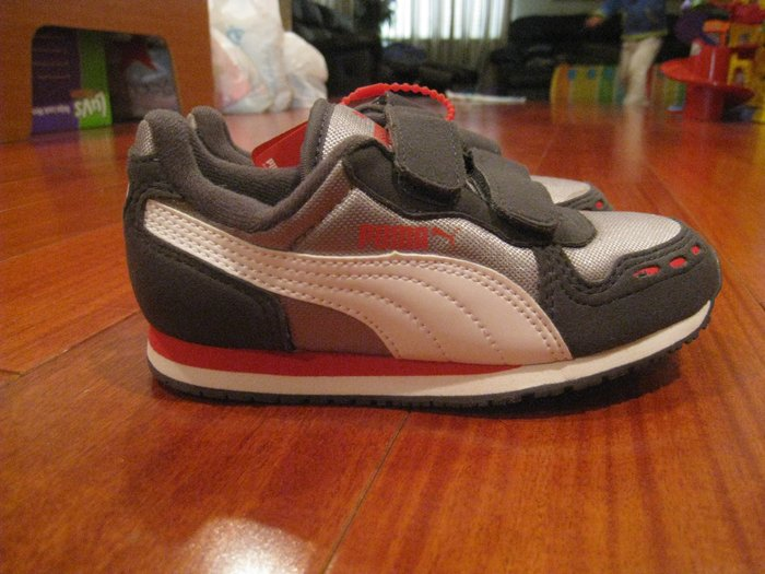 Puma 男童鞋  US11 (17cm)