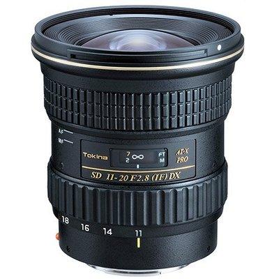 【日產旗艦】Tokina AT-X PRO DX 11-20mm F2.8 正成公司貨 Canon Nikon 超廣角鏡