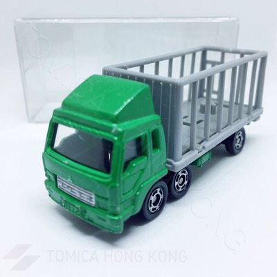 Takara Tomy Tomica   No.7 Fuso Truck   Made in China   Loose Tomica