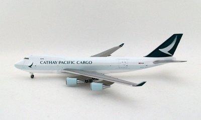 B747-400ERF Cathay Pacific Cargo Registration:B-LIA 國泰航空全貨機