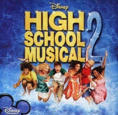 《絕版專賣》歌舞青春 2 / High School Musical 2 電視原聲帶