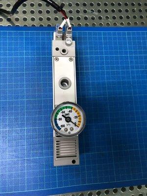 SMC ZL112-K15LZ-GN vacuum ejector多級真空發生器(氣壓 空壓原件 PLC)