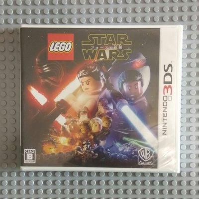 3DS樂高星際大戰原力覺醒(日版)