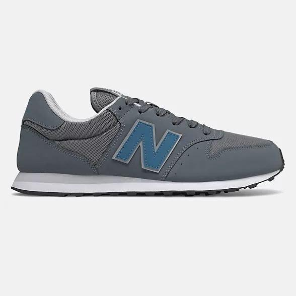 南◇2020 8月 NEW BALANCE 500 灰色 藍色 GM500VB1 復古 休閒 男鞋