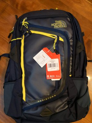 North Face Resistor Charged Backpack - 36L new