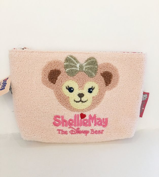 ^燕子部屋 ^ 香港迪士尼 雪莉玫 化妝包 收納包
