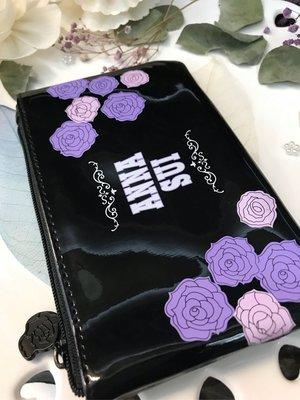 【∮魔法時光∮】ANNA SUI安娜蘇 手機袋/手機套/小魔女梳妝間/薔薇零錢包 任選信用悠遊卡夾