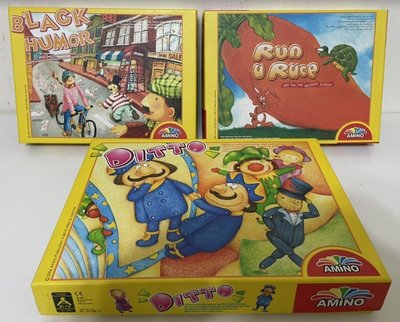 Amino 博學屋 三盒齊全無缺 每盒售588元 Ditto Run a race 德國邏輯教具 益智桌遊 洛特 Lut