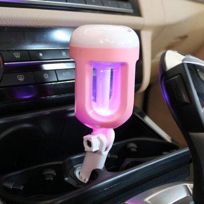 汽車加濕器車載香薰精油噴霧器迷你車用空氣凈化器車內消除異味