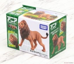TAKARA TOMY ANIA 探索動物 多美動物園 AS-29 獅子(頭嘴可動) 貨號AN89418