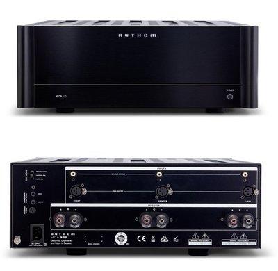 加拿大 ANTHEM MCA 325 後級擴大機 另 MCA225 MCA525 新店音響