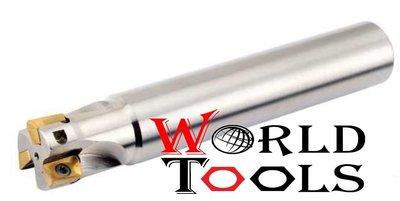 ~WORLD TOOLS~直柄延長刀桿(M型小徑螺帽)~直柄延長桿~ER螺帽~快削型端銑刀/AXO06-1010X100